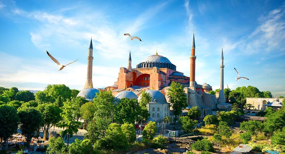 Sultanlar Şehri Yedi Tepeli İstanbul'da Gezilecek Yerler